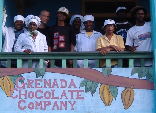 Grenada Chocolate Company Team