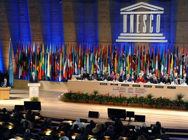 UNESCO Meeting in Paris